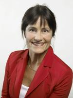 Gabi Klingmüller, Sprecherin im Ausschuss für Bürgerbeteiligung und Lokale Agenda